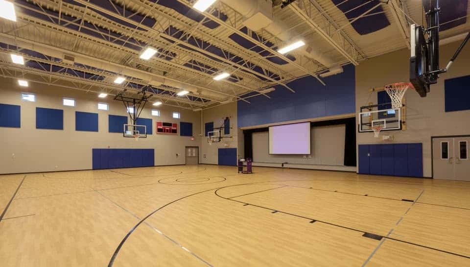 East Elmentary Gym